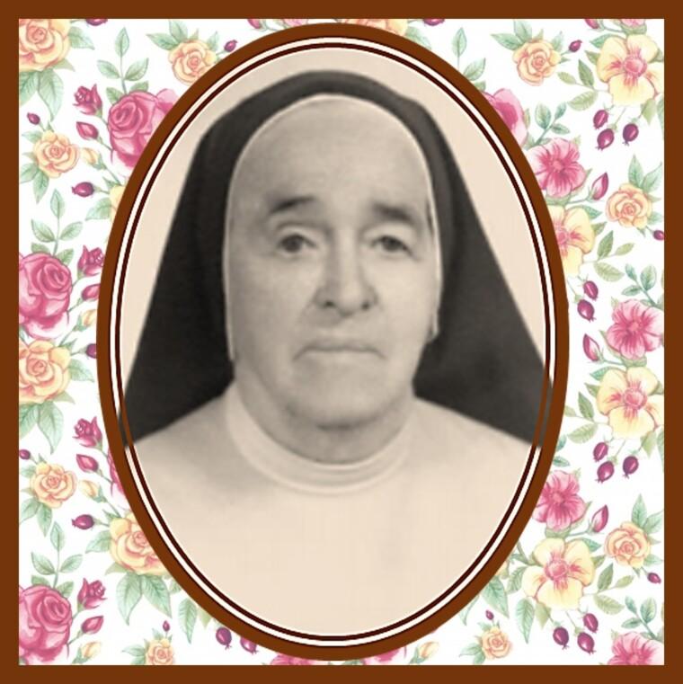 Hna. María Dolores Posada Ángel