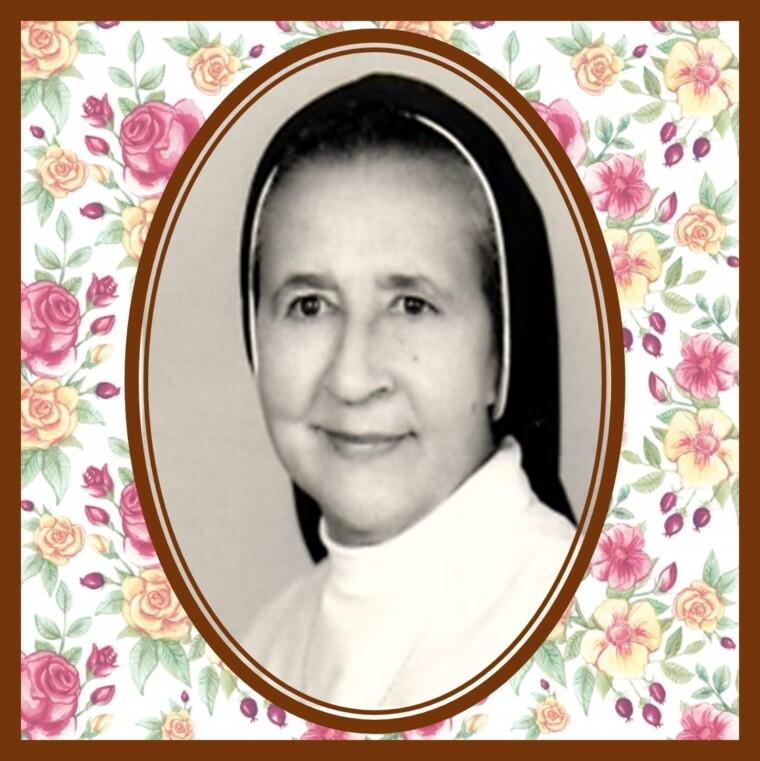 Hna. Blanca Inés Del Valle Agudelo