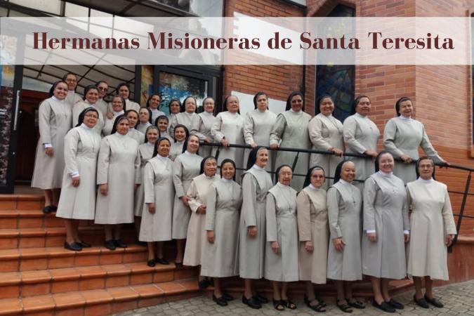 Hermanas Misioneras de Santa Teresita.